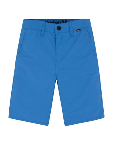 Hurley Slim-Fit Dri-FIT Shorts-BLUE-12