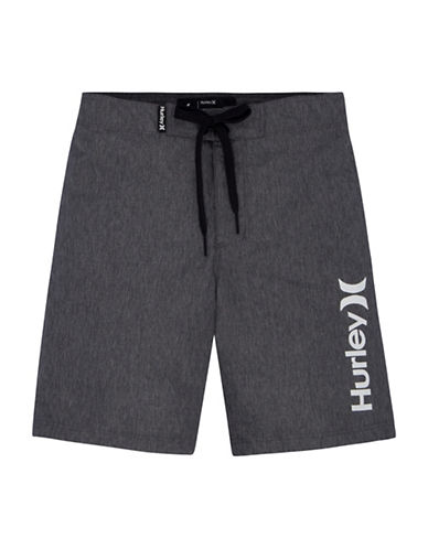 Hurley One and Only Boardshorts-BLACK-16