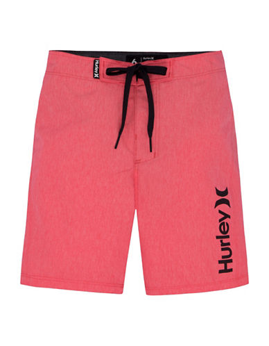 Hurley One and Only Boardshorts-RED-8