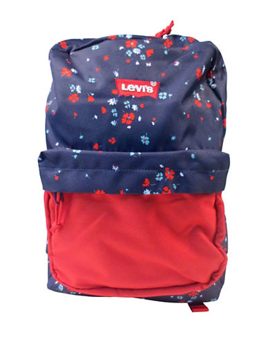 LeviS Lost Coast Floral Backpack-FLORAL-One Size