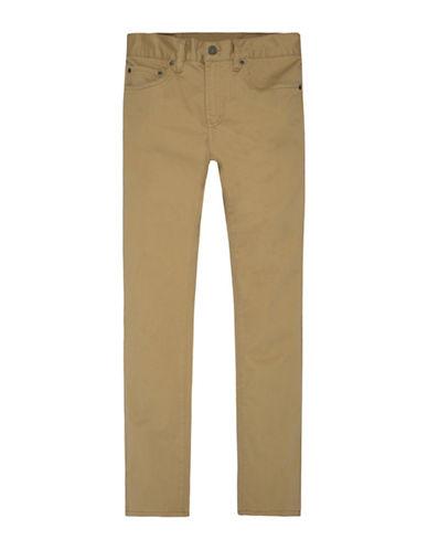 LeviS 511 Sueded Pants-BEIGE-16