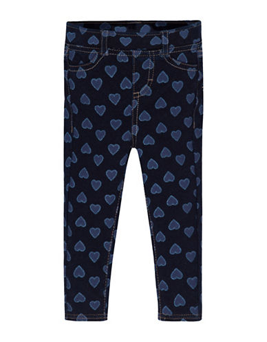 Levi'S Hayley May Leggings-DARK BLUE-18 Months