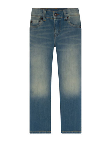 LeviS 510 Skinny Fit Jeans-BLUE-4