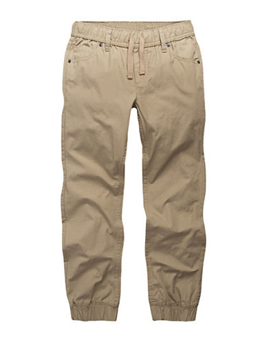 Levi'S Ripstop Cotton Jogger Pants-GREY-6