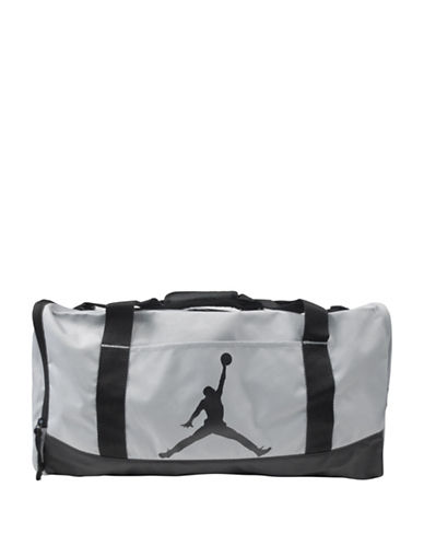 Jordan Jumpman Medium Duffel Bag-GREY-One Size