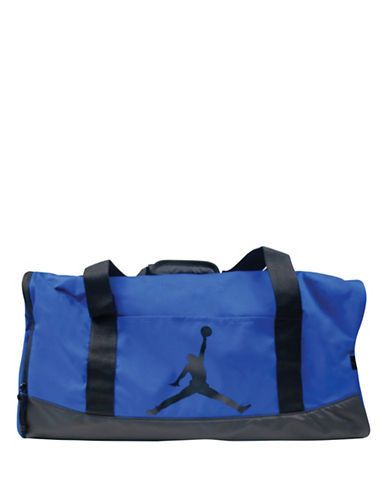 Jordan Jumpman Medium Duffel Bag-ROYAL BLUE-One Size