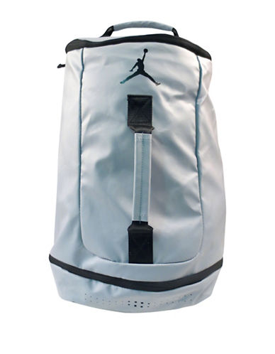 Jordan Jumpman Backpack-GREY-One Size