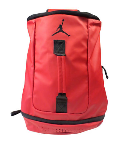 Jordan Jumpman Backpack-RED-One Size
