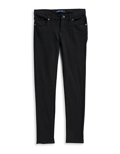 LeviS Kelsie Knit Jeans-BLACK-8