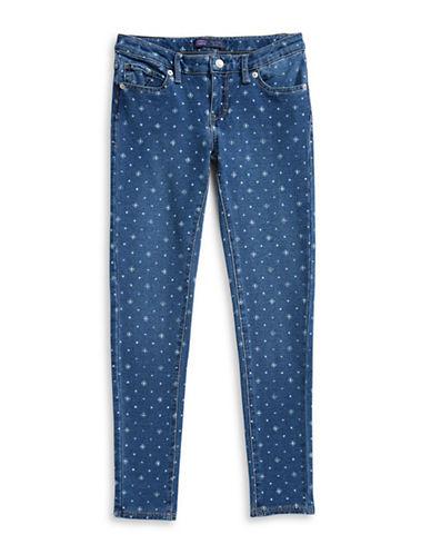 LeviS Kelsie Knit Jeans-INDIGO BLUE-14