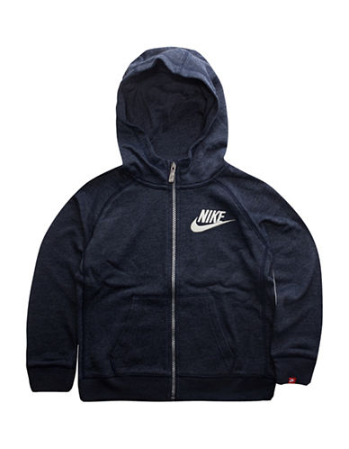 Nike Legacy Full-Zip Hoodie-BLUE-7