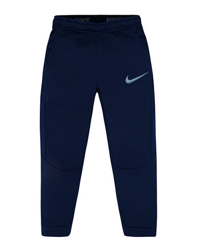 Nike Dri-FIT Tapered Pants-BLUE-6