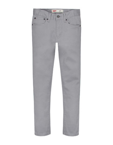 LeviS 510 Skinny Fit Pants-GREY-12