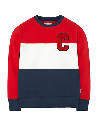 Converse Long Sleeve Top-NAVY-5