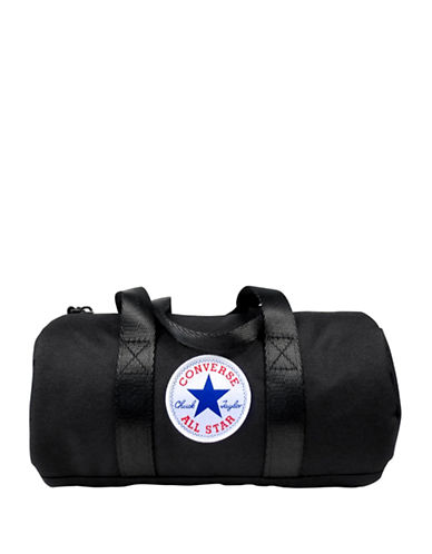 Converse Lunch Duffle Tote-BLACK-One Size