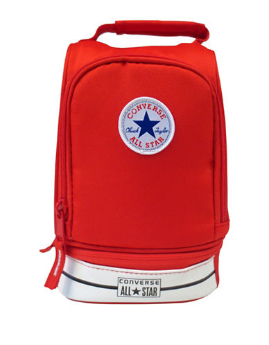 Converse Chuck Lunch Tote-RED-One Size