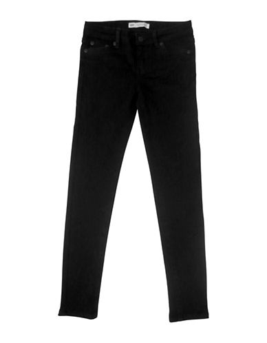 LeviS Super Skinny Denim-BLACK-16