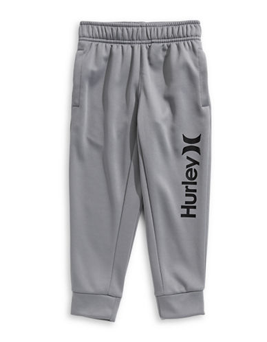 Hurley Therma-Fit Jogger-COOL GREY-5
