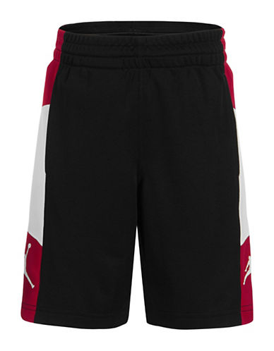 Jordan Dri-Fit Basketball Shorts-BLACK-Medium 89890426_BLACK_Medium