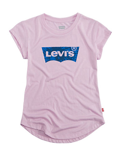 Levi'S Batwing Tee-PINK-Small 89798186_PINK_Small