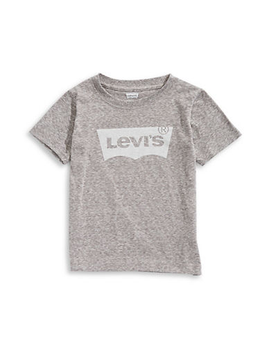 Levi'S Logo Graphic T-Shirt-GREY-Small 89997157_GREY_Small