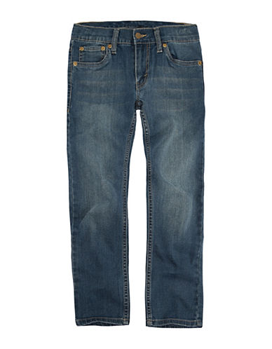 LeviS 510 Skinny Fit Jeans-BLUE-8