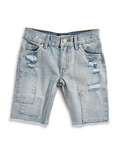 Levi'S Distressed Denim Shorts 89930537