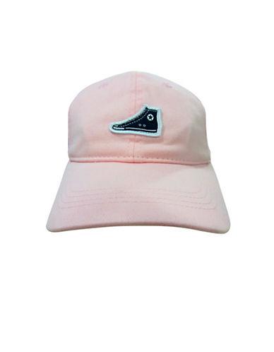 Converse Chuck Sneaker Baseball Cap-ARCTIC-8-18