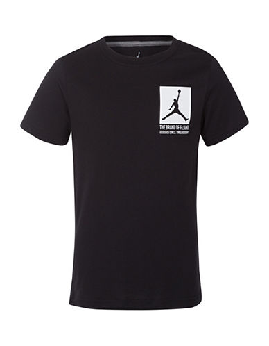 Jordan Brand of Flight 1985 Tee-BLACK-Small 89890407_BLACK_Small