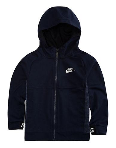 Nike Avenue Light Full-Zip Hoodie-GREY-5