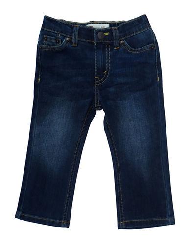 LeviS Comfort Stretch Jeans-BLUE-24 Months