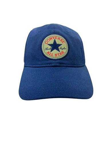Converse Floppy Cotton Baseball Cap-NAVY-4-6