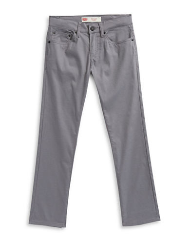 LeviS 511 Adventure Pants-GREY-8