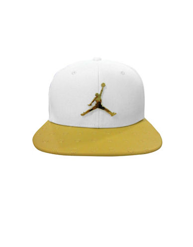 Jordan Retro 13 Snapback Cap-BEIGE-8-18