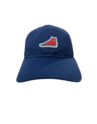 Converse Chuck Sneaker Baseball Cap-NAVY-8-18