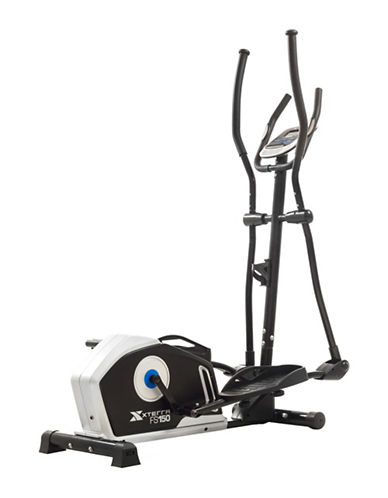 Xterra Elliptical Trainer-BLACK-One Size