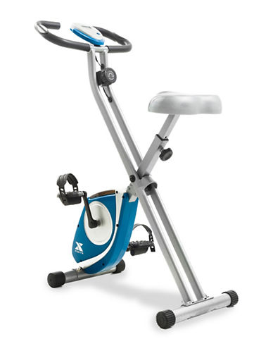 Xterra X-Bike Low-Impact Cycling Motion-BLUE-One Size