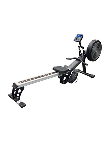 Everlast EV996 Air and Magnetic Rower-BLACK-One Size