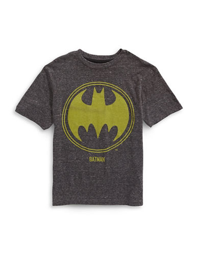 Batman Batman Graphic T-Shirt-GREY-X-Large 89137343_GREY_X-Large