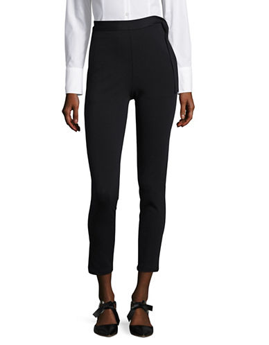 Mo&Co. Edition10 Tapered Pants-BLACK-Medium 89324798_BLACK_Medium