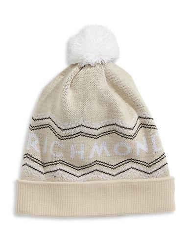 Tuck Shop Co. Richmond Knit Hat-BEIGE-One Size