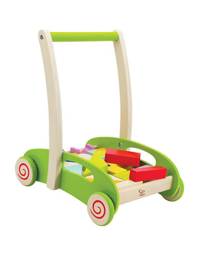 Hape Toys Block And Roll-MULTI-One Size