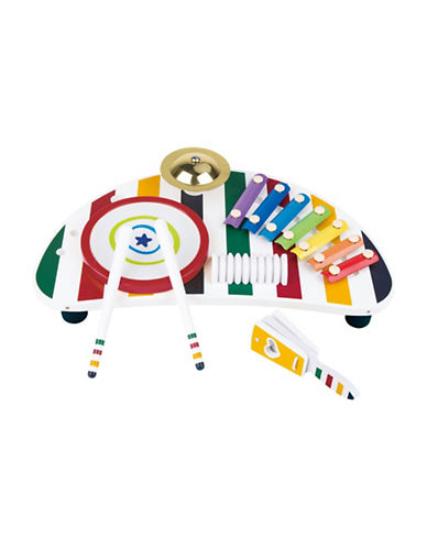 Hape Toys Tabletop Percussion Set-MULTI-One Size