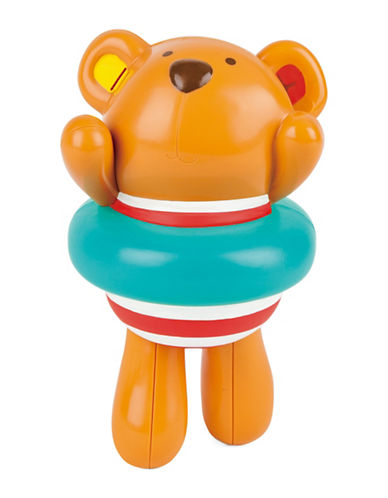 Hape Toys Swimmer Teddy Wind-Up Toy-MULTI-One Size
