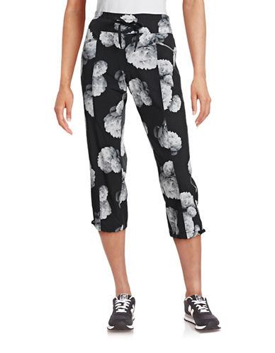 Marc New York Performance Floral Print Performance Pants-MULTI-Medium 88297209_MULTI_Medium