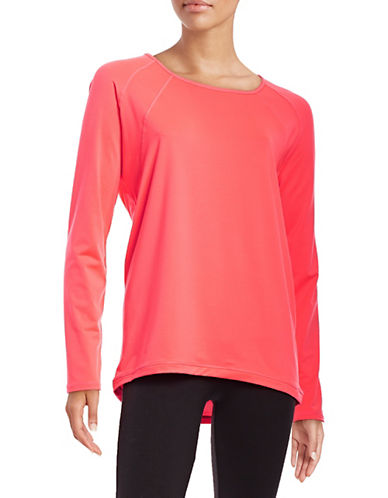 Marc New York Performance Cut-Out Back Performance Top-PINK-Medium 88131671_PINK_Medium