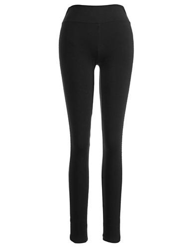 Marc New York Performance Performance Leggings-BLACK-X-Small