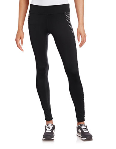 Marc New York Performance Crosshatch Stripe Leggings-BLACK-Small 88657637_BLACK_Small