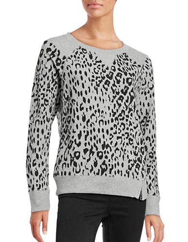 Marc New York Performance Knit Crew Neck Top-GREY-Large 88657652_GREY_Large