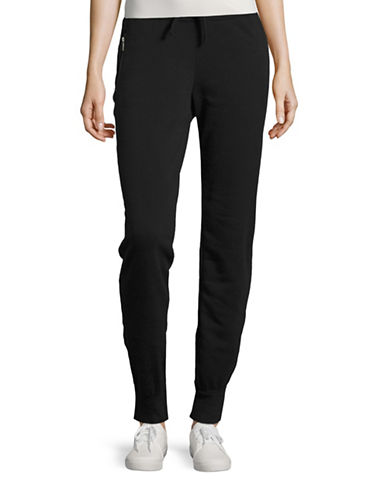 Marc New York Performance Side Zip Sweatpants-BLACK-Medium 88657630_BLACK_Medium